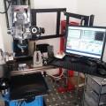 Taladro fresador CNC ZX 45.