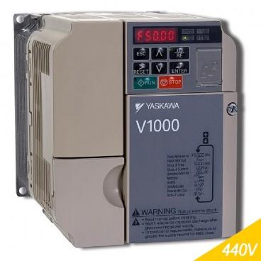 Variador Yaskawa V1000 440v