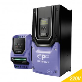 Variador Optidrive P2 - 220V