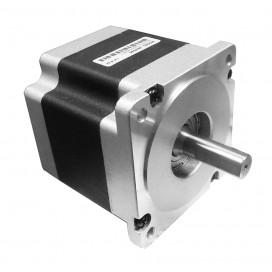 Motor paso a paso NEMA 17 solo eje, para impresora 3 D.