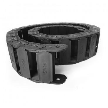 Cadena Porta cables 57 x 24 mm.