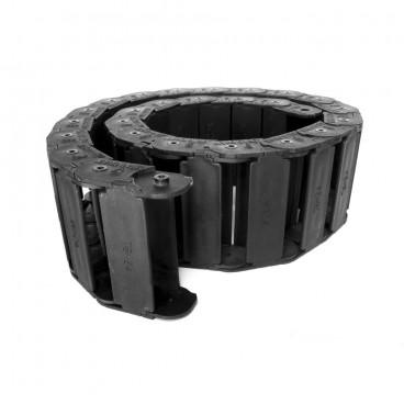 Cadena Porta cables 76 x 24 mm.