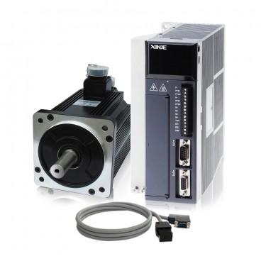 Kit Servo Motor Xinje - 400W a 2.300W