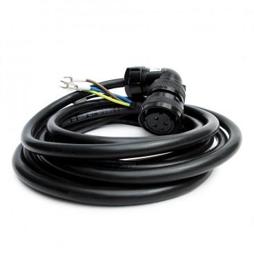 Cable de poder servomotor