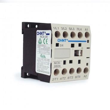 Contactor Auxiliar Serie NC6-06