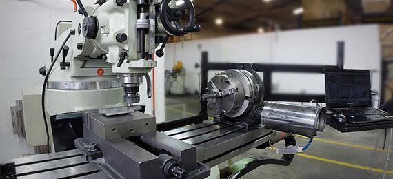 Repotenciación de máquinas-herramientas CNC
