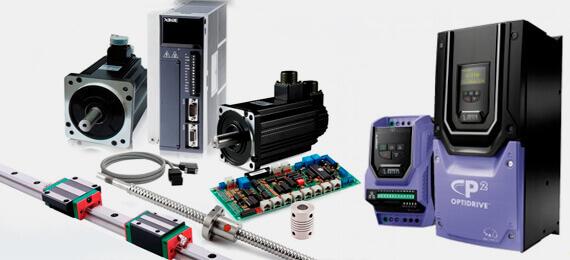 Compra y venta de elementos y partes para la automatización.